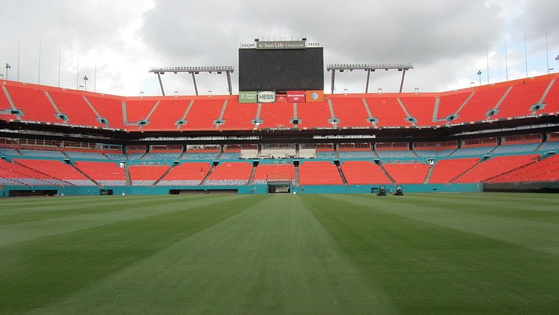 sun life stadium futbol americano en miami