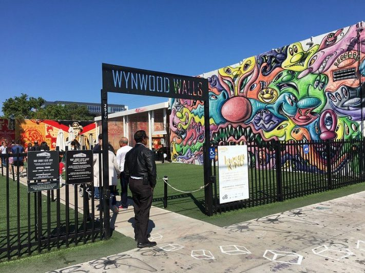 Wynwood Walls en Miami