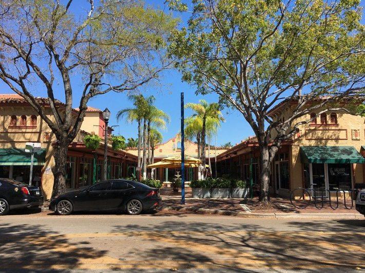 Coconut Grove restaurantes en Miami