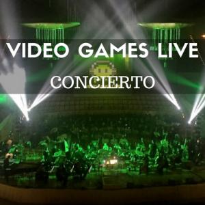 Video Games Live en Madrid
