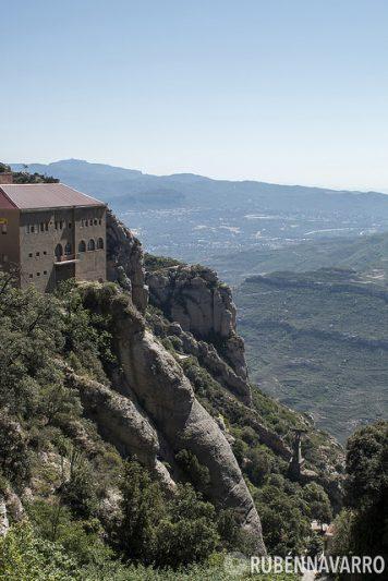 Rutas por Montserrat Barcelona