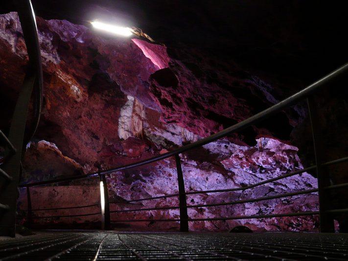 Visitar la cueva de El Soplao Cantabria