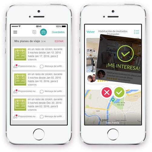 Captura de pantalla de Proyecto de viaje