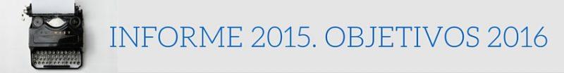 Informe 2015-2