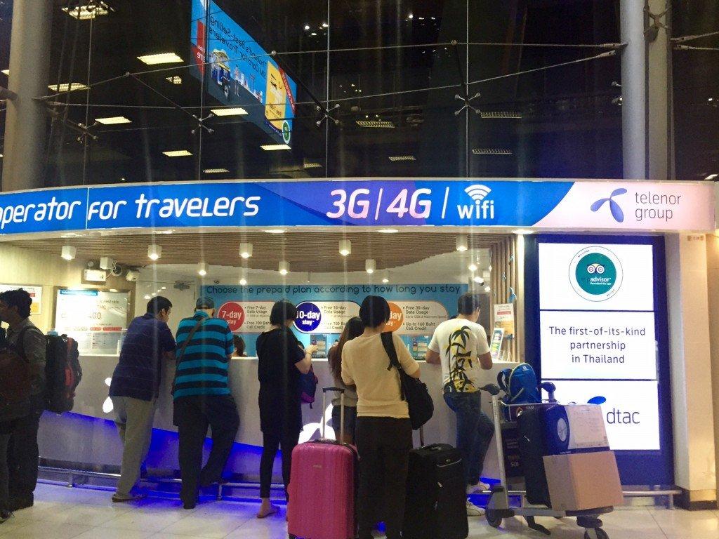Consejos de viaje a tailandia
