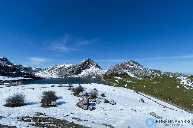 que lagos hay en covadonga