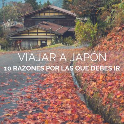 razones viajar japon