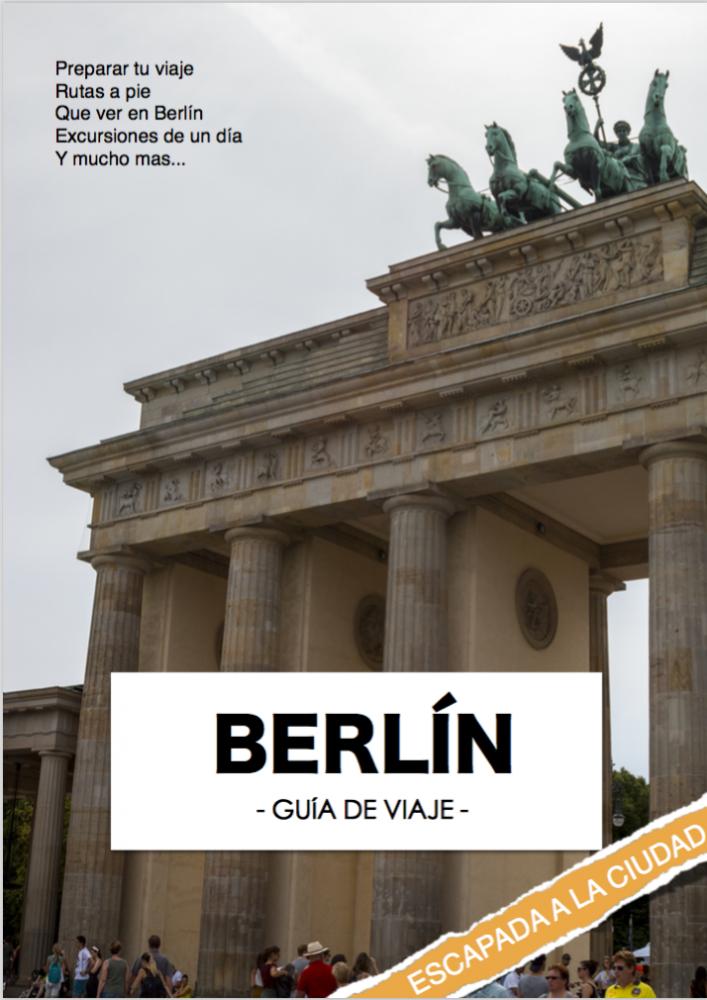 GUIA DE VIAJE BERLIN GRATIS DESCARGABLE