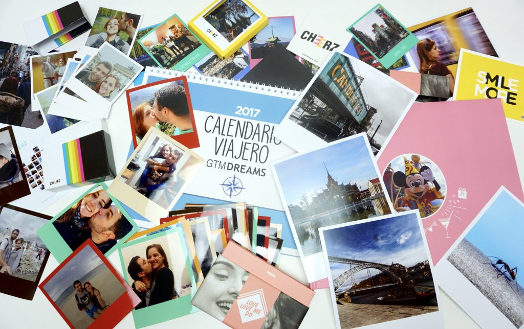 CHEERZ REVELA TUS FOTOS DIGITALES