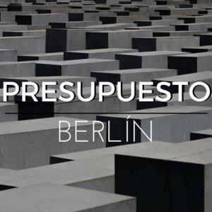PRESUPUESTO BERLIN