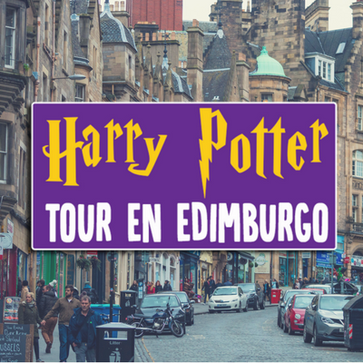 HARRY POTTER EN EDIMBURGO