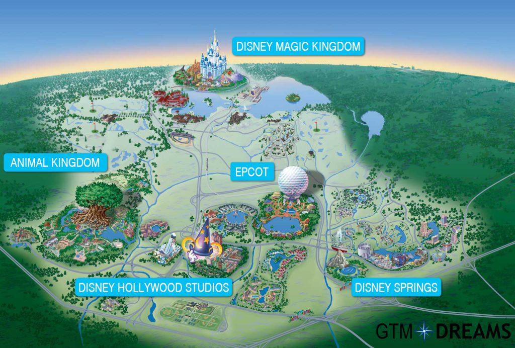 Visitar Walt Disney World Orlando. Consejos De Ahorro De