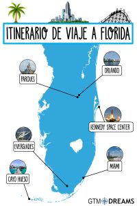 Itinerario Florida