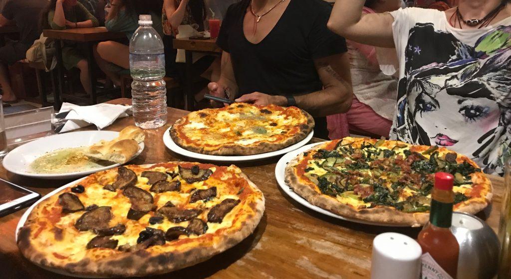 Fire And Ice Pizzeria Katmandu
