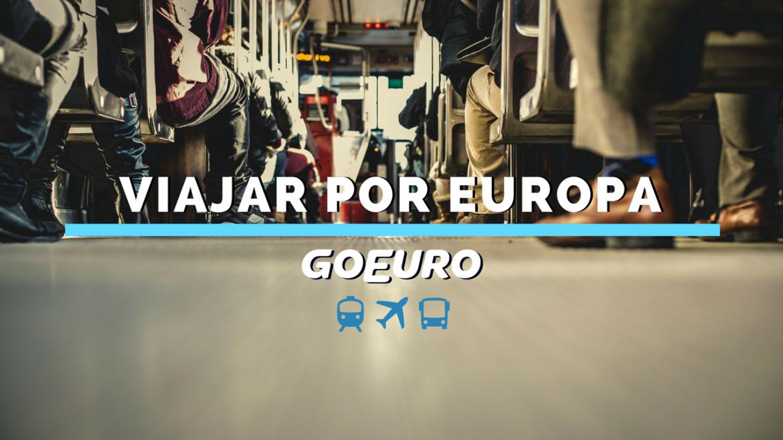 Europa con GOEURO