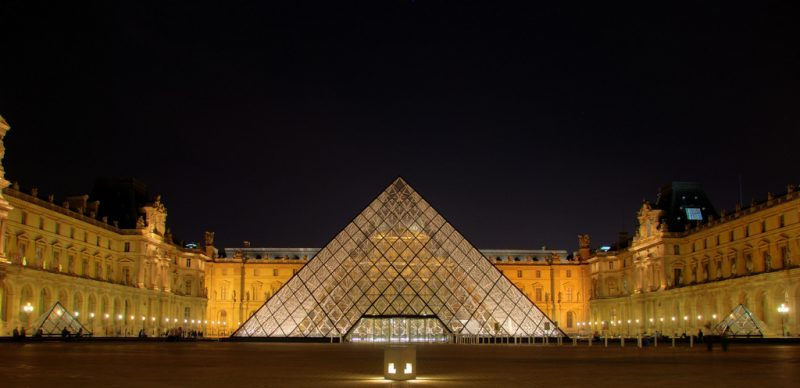 visitar el Museo del Louvre París