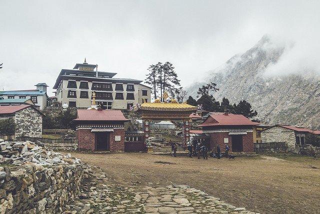 Monasterio de Tengboche