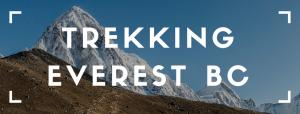 Trekking Everest BC