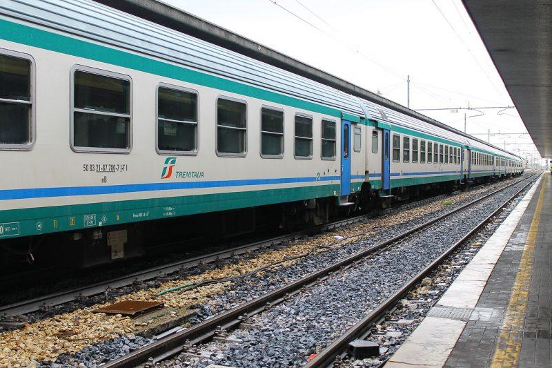 Trenes en italia