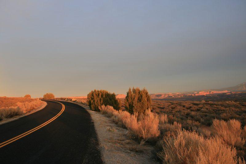 Road trips por Estados Unidos