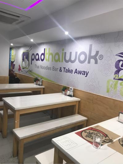 Pad Thai Wok Tailandes en Madrid