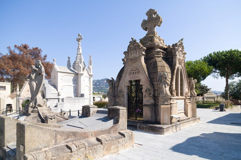 Cementerio Modernista Lloret de Mar