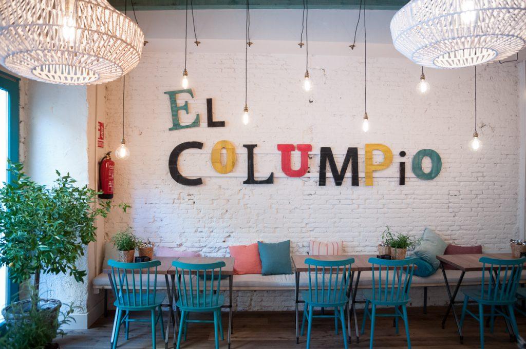 El Columpio restaurante centro de madrid