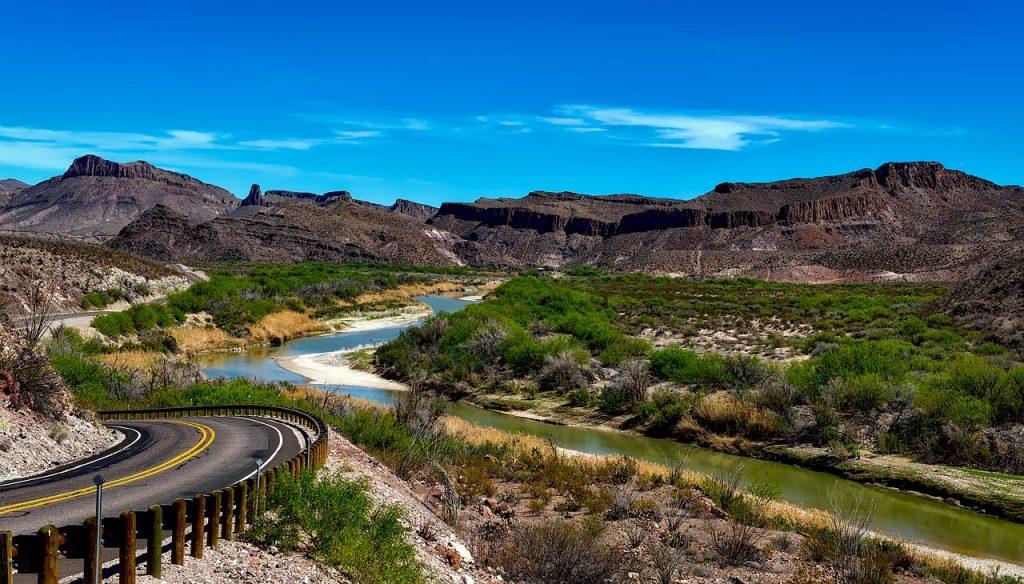 Parque Nacional Big Bend Estados Unidos