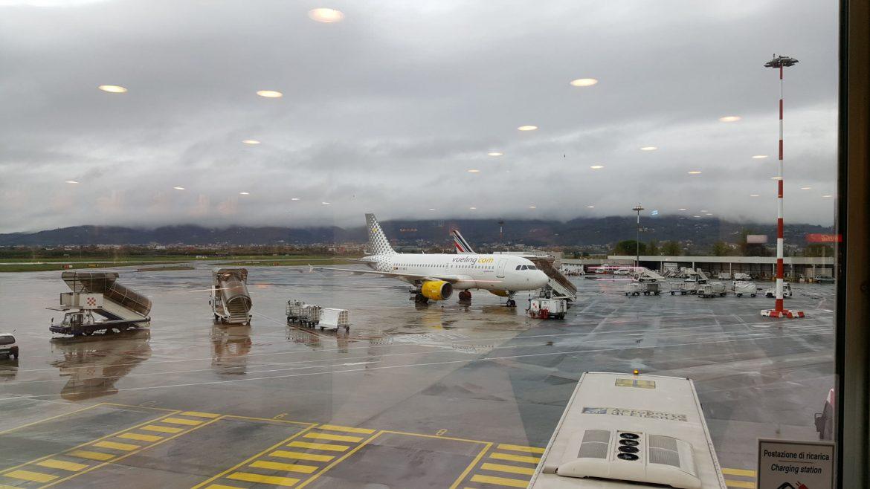 llegar del aeropuerto de florencia al centro