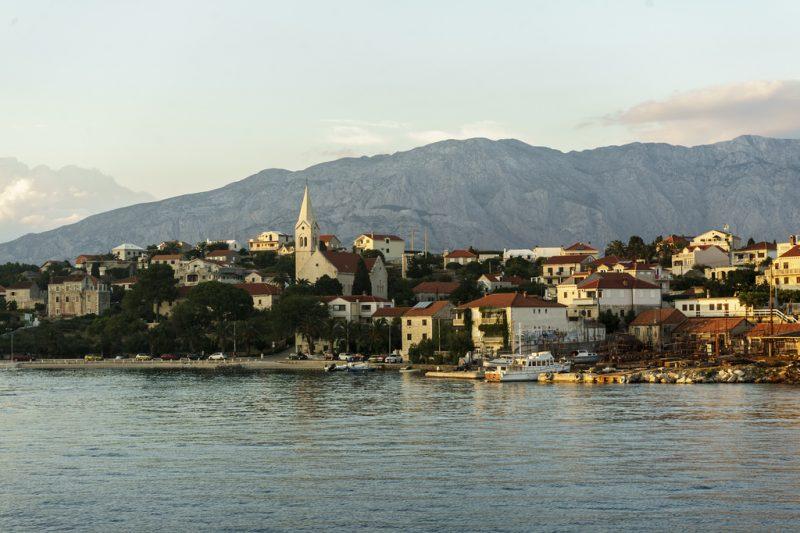itinerario de viaje a croacia en una semana