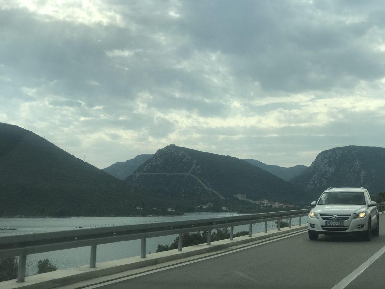 Viajar a Croacia en coche