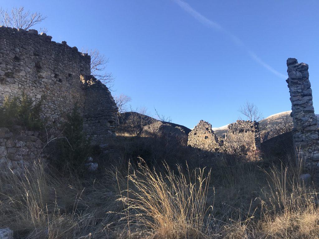 castillo de gosol