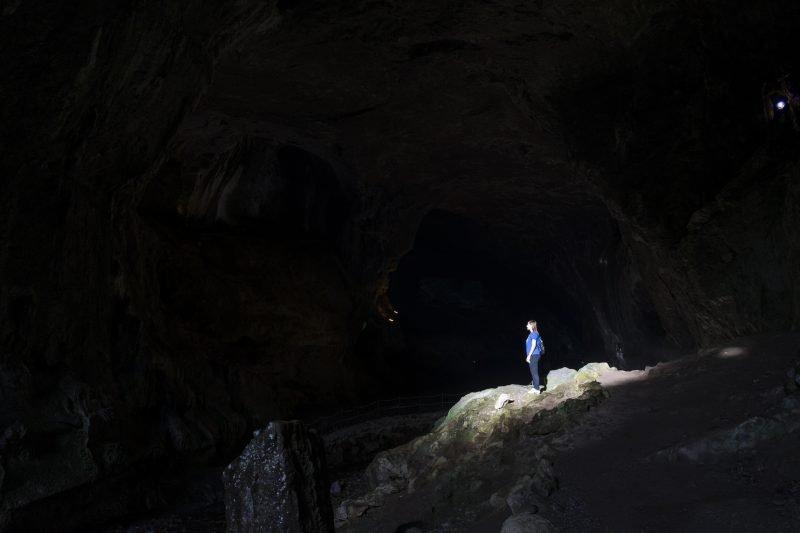 Visitar las cuevas de Zugarramurdi