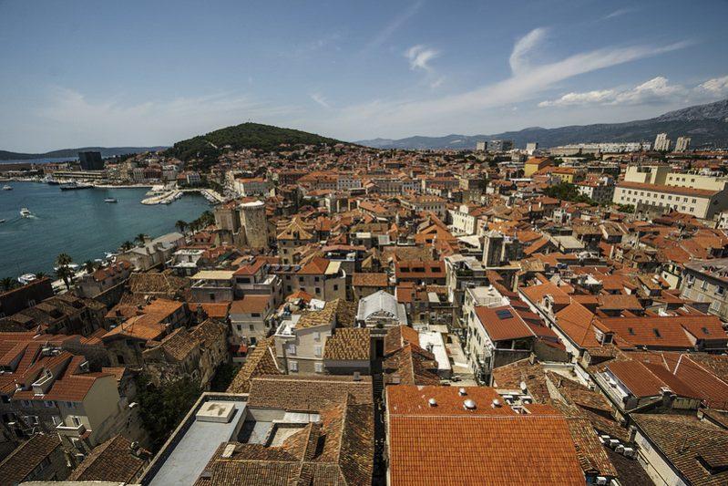 Visitar Split en Croacia