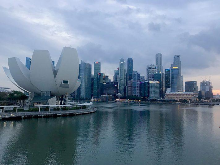 cuanto cuesta viajar a singapur