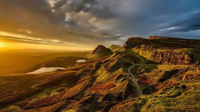 lugares para visitar en Escocia