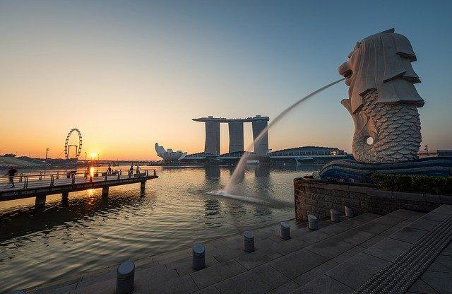 Organizar viaje a Singapur por libre