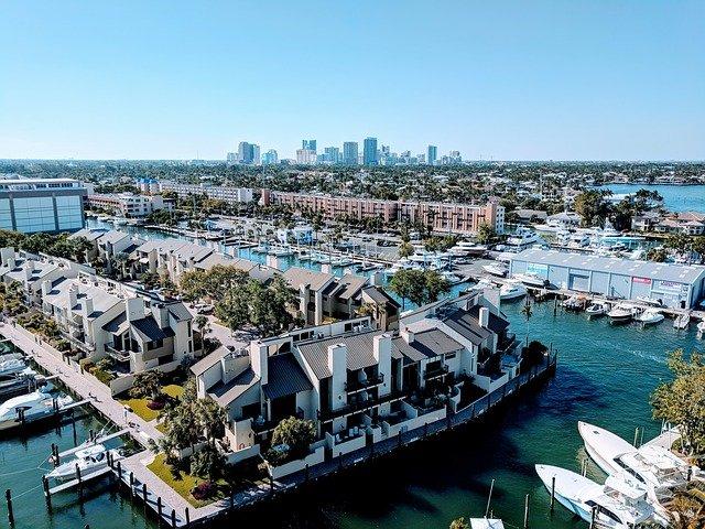 Canales de Fort Lauderdale