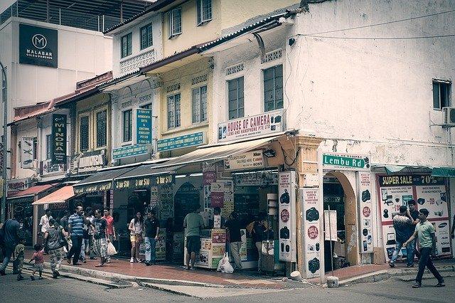 Hoteles Little India Singapur