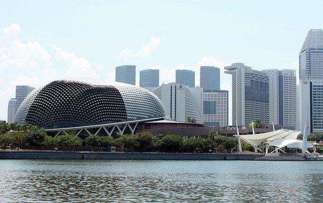 The Esplanade hacer en Singapur gratis