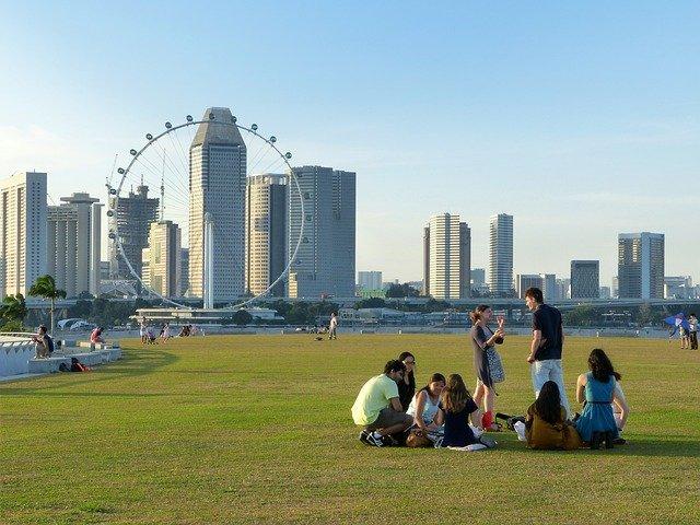 visitar singapur en una semana