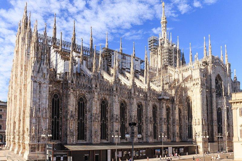 Que ver en Milán en 2 días duomo