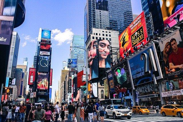 Musicales de Broadway Nueva York