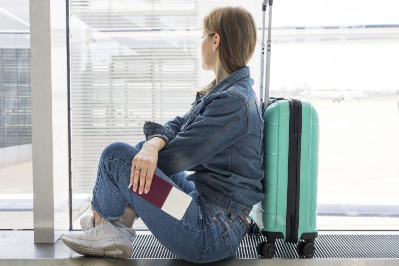 por que viajar con maleta grande