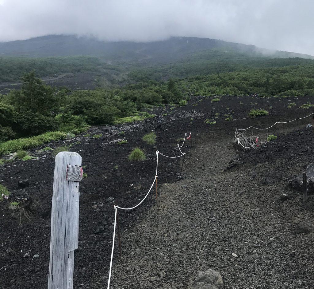 ruta subashiri fuji