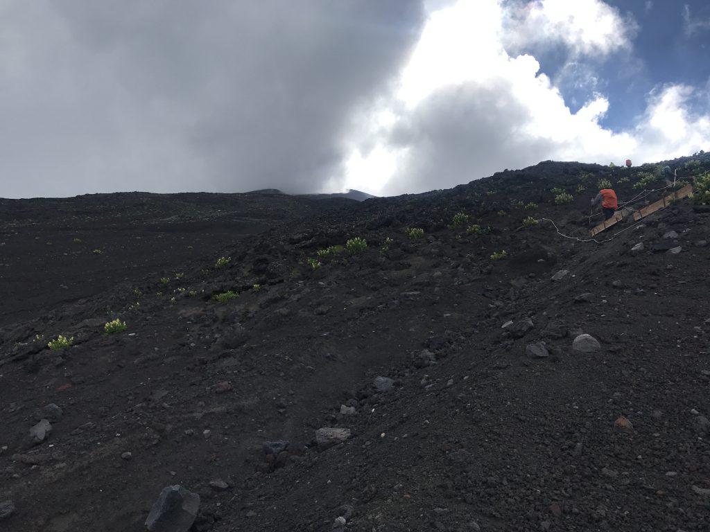 ruta subir al monte fuji