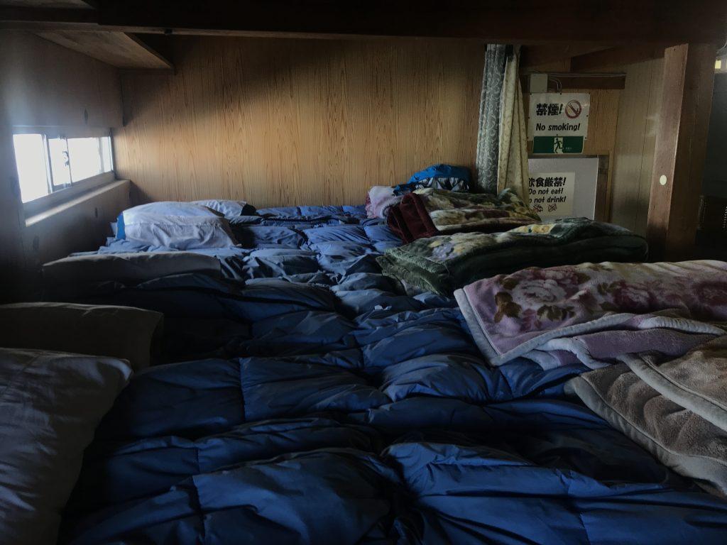 refugio monte fuji
