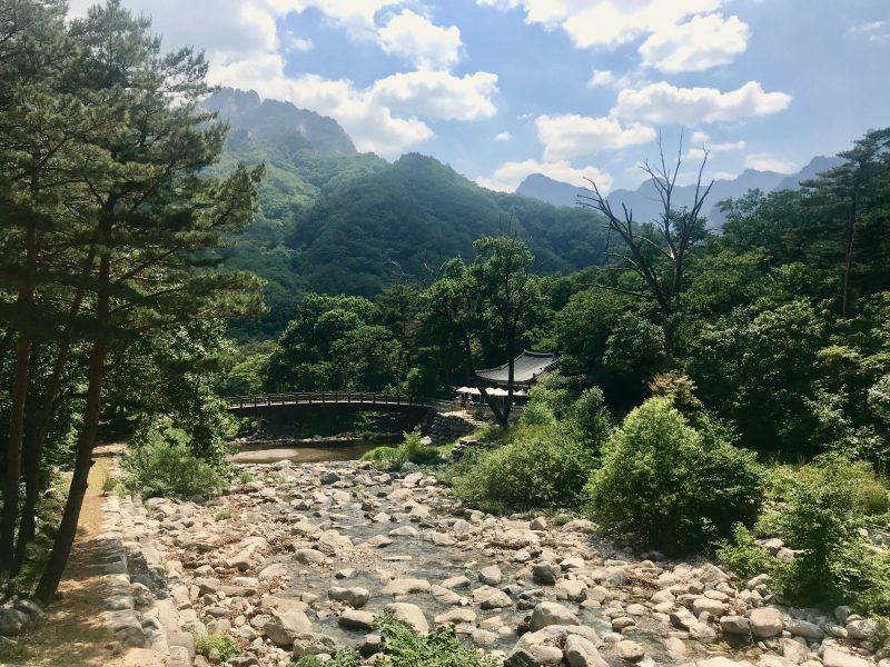 visitar parque nacional de seoraksan