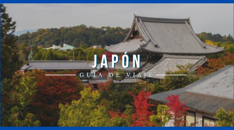 guia de viaje JAPÓN