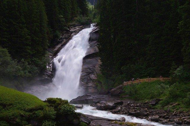 precio cascada de krimml en austria